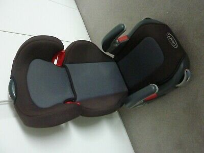 Childs Graco Booster Seat Junior Maxi 4-12 Years 15-36kg Lightweight Detachable • 10£