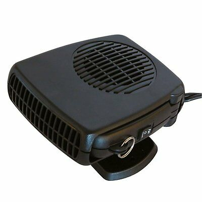 12V Car Auto Heater Defroster Demister And Fan Cooler For Cold Winter Conditions • 13.50£
