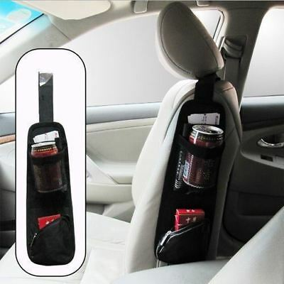 Car Seat Side Pocket Storage Organiser Collector Hanging Bag Pouch • 4.99£