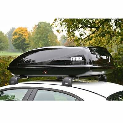 THULE Ocean 100 Car Roof Box In Gloss Black - 360 Litre Size NEW IN STOCK • 219.90£