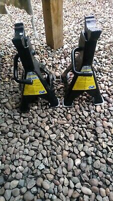 Car Axel Stands • 20£
