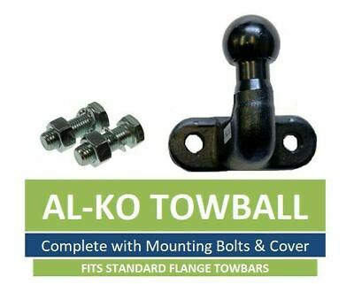 AL-KO Towball Witter Z13 Kit For ALKO AKS Stabiliser Hitches With Cover & Bolts • 29.50£