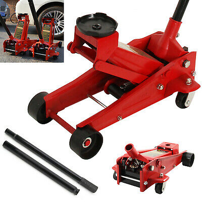 3 Ton Hydraulic Trolley Floor Lifting Jack Chassis For Cars Vans • 61.99£