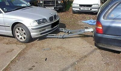 2.5t Single Person Solo Use  Car Recovery A Frame Towing Dolly Trailer Aframe • 320£