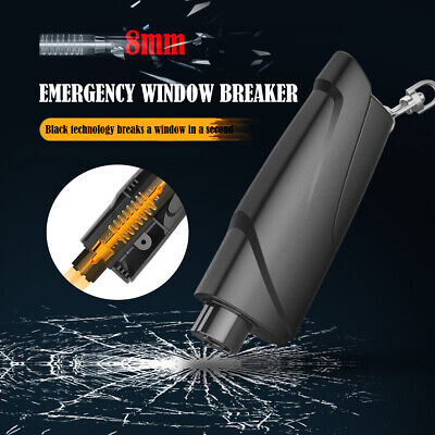 Car Safety Hammer Window Breaker Seat Belt Cutter Emergency Escape Tool Portable • 5.99£