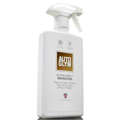 Autoglym Active Insect Remover 500ml Bottle, For Car Bodywork Paint & Windscreen • 9.83£