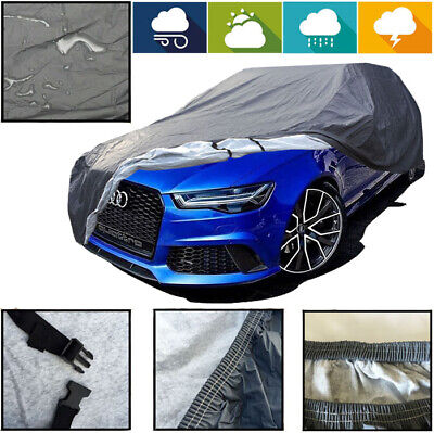 Audi A4 Convertible Waterproof Luxury Premium Car Cover Cotton Lined Heavy Duty • 36.95£
