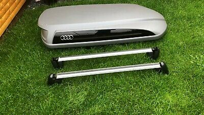 Genuine Audi Roof Box With Rails • 270£