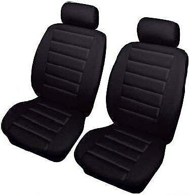Ford Transit Connect PREMIUM QUILTED LEATHER CAR SEAT COVERS DIAMOND STITCH 1-1 • 19.99£