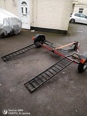 Car Dolly Towing Recovery • 499£