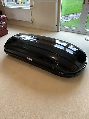 Kamel 510L Roof Box And Storage Cover • 200£