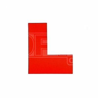 Summit Interior Learner Plates (L Plates) - Window Cling - Pair • 2.95£