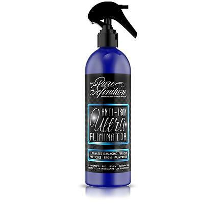 Iron Fallout Remover X Car Wheel Cleaner Brake Paintwork Fall Out PH Neutral • 6.76£