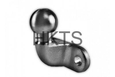 Heavy Duty Tow Ball, Standard 50mm, Hitch, Tow Bar, E Approved, Silver, Maypole • 12.99£