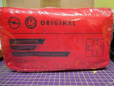 Vauxhall First Aid Kit - Genuine New - 93199417 • 18.34£