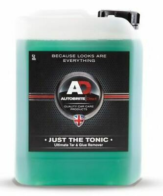 Autobrite Direct Just The Tonic Ultimate Tar & Glue Remover 5l • 36.95£