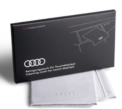 Audi Cleaning Cloth For Touch Displays, 80A096325 • 4.50£