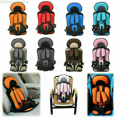 9 Months - 3 Years Child Safety Travel Seat Car Seat Children Royal Blue S Size • 16.99£