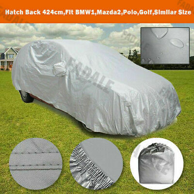 Waterproof Car Cover Universal Fit For Mini Cooper UV Dust Protection WCH0S • 11.99£
