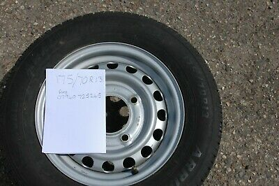 Trailer Wheel And Tyre • 55£