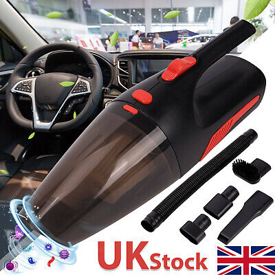 3 In 1 Wet & Dry Vacuum Cleaner Car Handheld Portable 120W With LED Light • 6.59£
