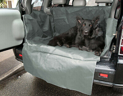 Car Boot Cover Liner Mat Dog Quality Waterproof Bumper Protector Dirt Heavy Duty • 18.99£