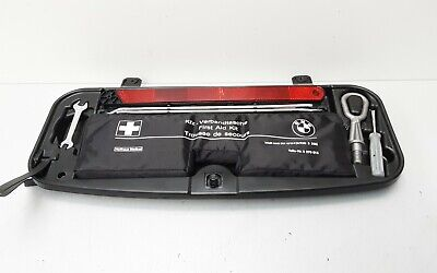 BMW E60 5 Series - Boot Fitted Tool Kit With First Aid Kit & Tools DMS 004 • 29.95£