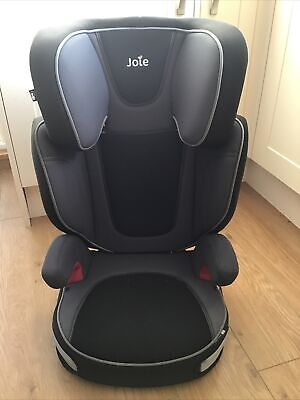 JOIE HIGH BACK BOOSTER FORWARD FACING CAR SEAT 15-36kg • 15£