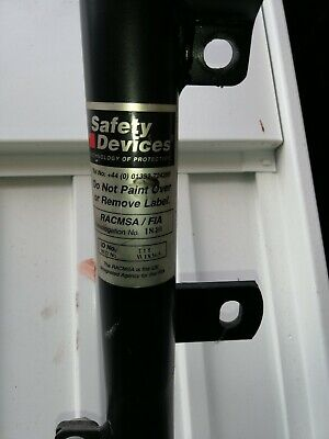Toyota Mr2 Mk1 Safety Devices FiA Approved, Bolt In Roll Cage • 250£
