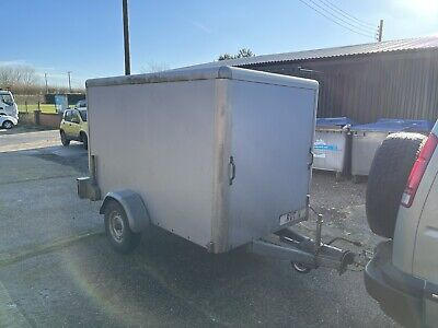 Used Indespension Trailers • 520£