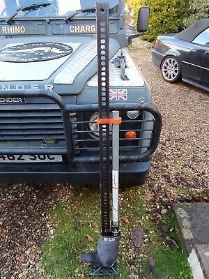 5' Hi Lift Jack - Jack Lifting Adapter - Off Road Base - Collection Oxford • 50£