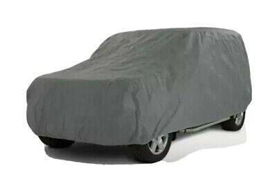 Premium Waterproof Cotton Lined Car Cover For LAND ROVER DEFENDER 90 - ALL YEARS • 38.90£