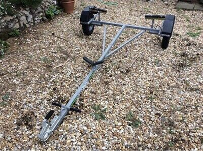 Galvanised Boat Dinghy Jetski Small Trailer Used Twice Fresh Water Tyrone Snell • 333£