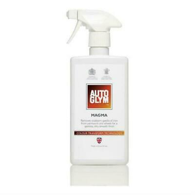 AutoGlym Magma 500 ML Iron Particle Remover For Bodywork & Wheels • 9.99£