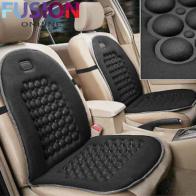 Car Van Seat Cushion Orthopaedic Front Seat Cover Protect Back Support • 6.99£
