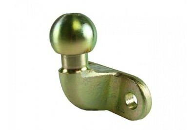 Tow Ball Tow Hitch 50Mm Eu Approved 2.0Kg Gold Genuine Maypole Mp79 • 12.21£