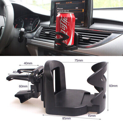 Universal Car Van Drinking Water Bottle Can Cup Mug Mount Holder Air Vent Stand/ • 3.59£