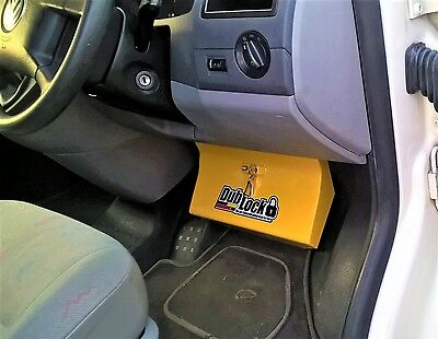 VW Transporter T5 Security Pedal Lock 2003-2009 Manual And DSG • 99.95£
