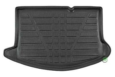Heavy Duty Tailored Fit Boot Liner Tray Car Mat For Ford Fiesta MK7 2008-2017 • 19.99£