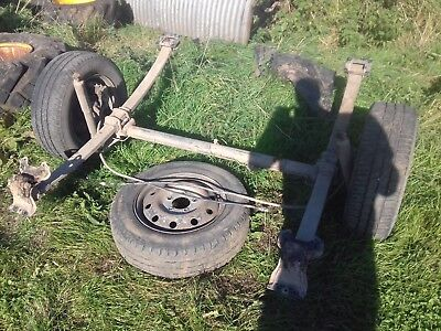 Axle For Trailer Project • 200£