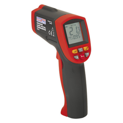 VS907 Sealey Infrared Laser Digital Thermometer 12:1 [Engine] • 87.87£