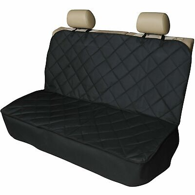 Heavy Duty Premium Quilted Rear Seat Cover (Pets Protector) • 18.99£