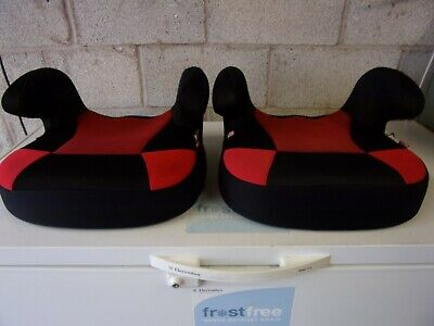 1 CHILDS CAR BOOSTER SEATS ( ULTIMATE SPEED UNIVERSAL 15Kg - 36Kg ) 2 AVAILABLE • 5£