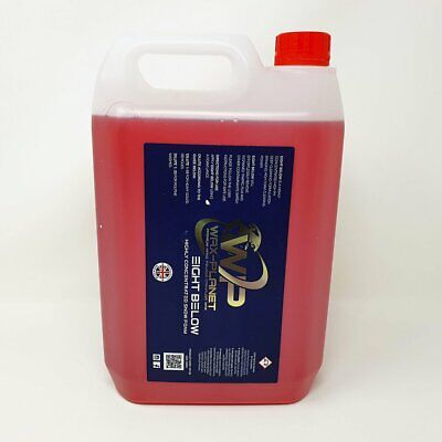 Wax Planet Eight Below Snow Foam Concentrate - 5 Litre • 32.95£