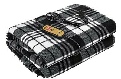 Tvird 12 Volt  Fleece Electric  Car Blanket New With Out Packaging . • 5.50£