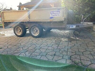 IFOR Williams Trailer LM85G • 1,950£