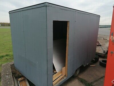 Exhibition Trailer(unfinished Project)3.75mtr X 2.7mtr • 500£