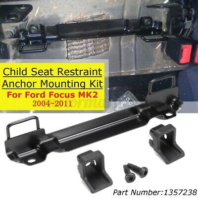 For Ford Focus MK2 IsoFix Child Seat Restraint Anchor Mounting Kit #1357238  • 16.14£