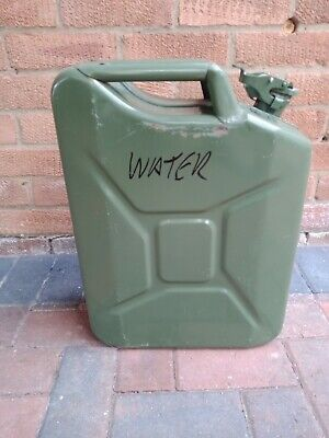 20l Metal Jerry Can • 9£