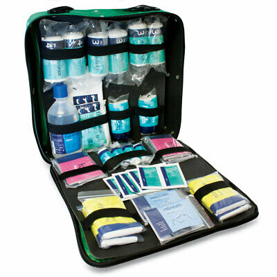 Large First Aid Kit Bag First Responder Varied Contents In Pro Lyon Bag • 31.49£